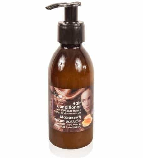 100% natural hair conditioner 200ml.
