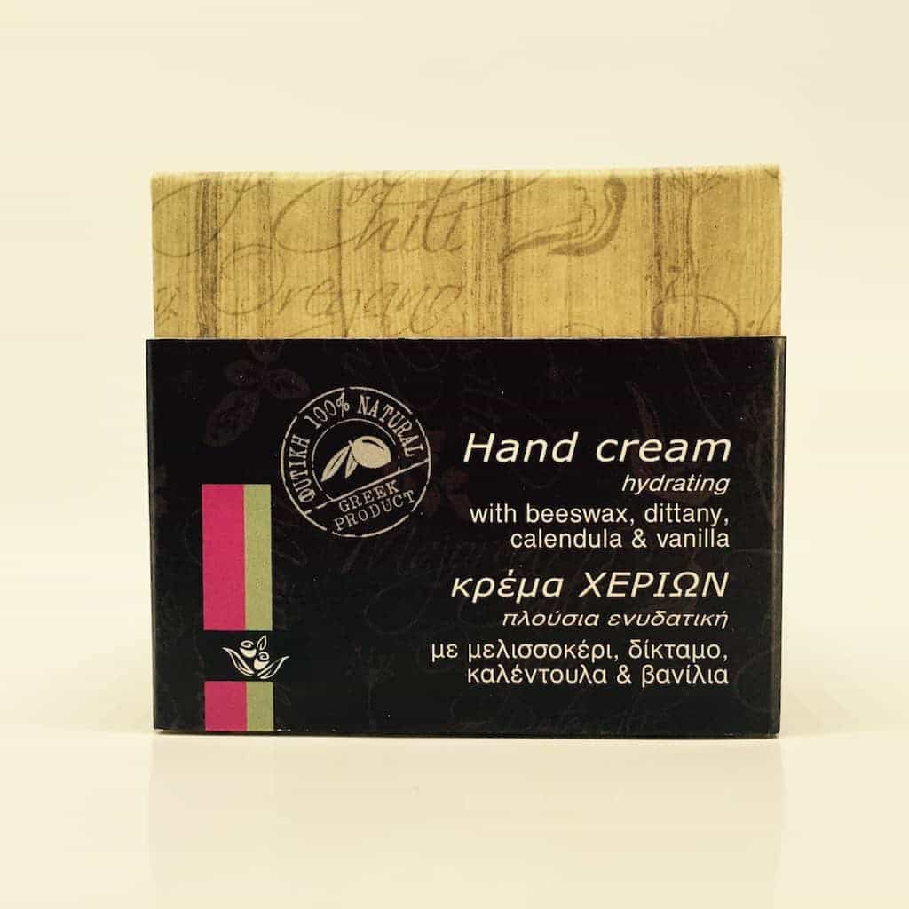 Hand cream hydrating-healing 40ml.