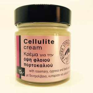 Natural anti-cellulite body cream 200ml