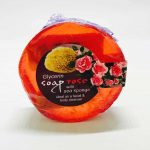 Glycerine soap with sea sponge rose scent. - www.ilovecrete.eu