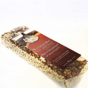 Carob Nutrition Bar – 50g