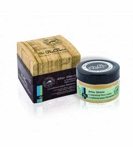 Hydrating Aftershave face cream 40ml. - www.ilovecrete.eu