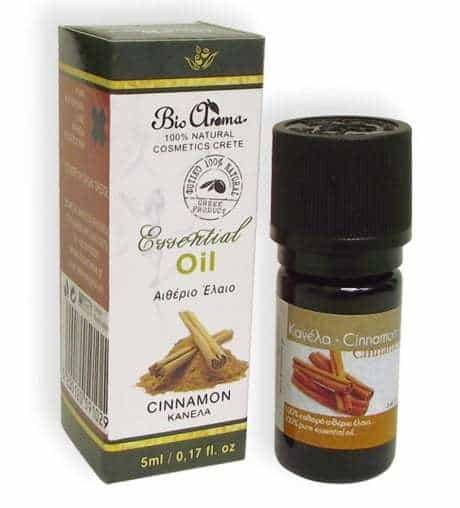 Essential cinnamon oil 5ml.