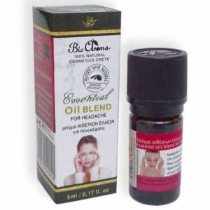Essential oils blend against a headache 5ml.