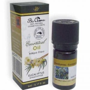 Eucalyptus essential oil 5ml.