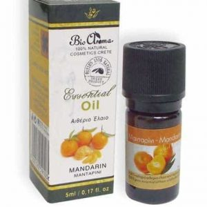 Mandarin essential oil 5ml.