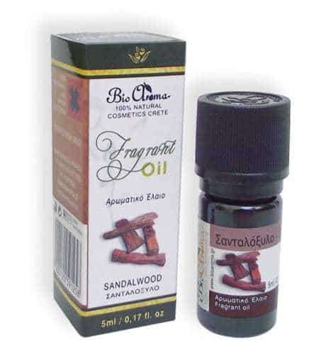 Sandalwood essential oil 5ml.