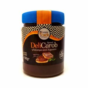 Creta Carob Deli Carob spread chocolate replacement