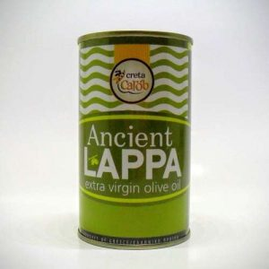 Ancient Lappa , extra virgin olive oil 250ml.