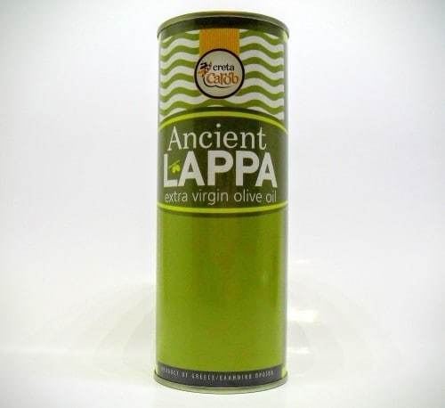 Ancient Lappa , extra virgin olive oil 500ml.