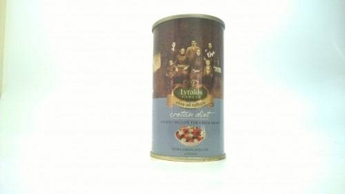 Cretan diet olive oil for Greek salad, 250 ml.