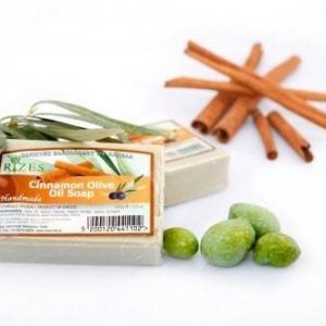 Cinnamon Olive Oil Soap – 100gr.