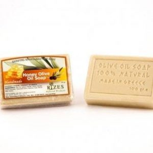Honey Olive Oil Soap - 100gr