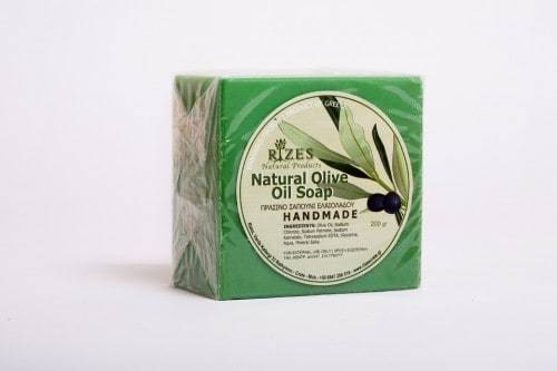 Natural Olive Oil Soap – 200gr.