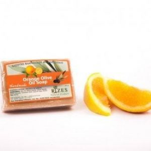 Orange Olive Oil Soap - 100gr