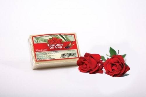 Rose Olive Oil Soap - 100gr