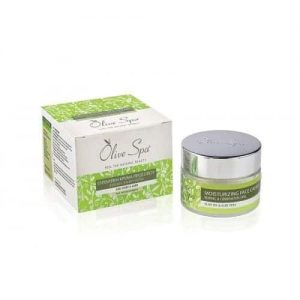 Moisturising face cream 50ml.