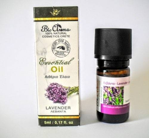 Lavender essential oil 5ml. For home aromatherapy.