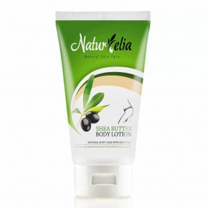 Body lotion olive oil and shea butter 150 ml.