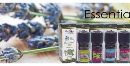 Our collection BioAroma essential oils, for aromatherapy at home.