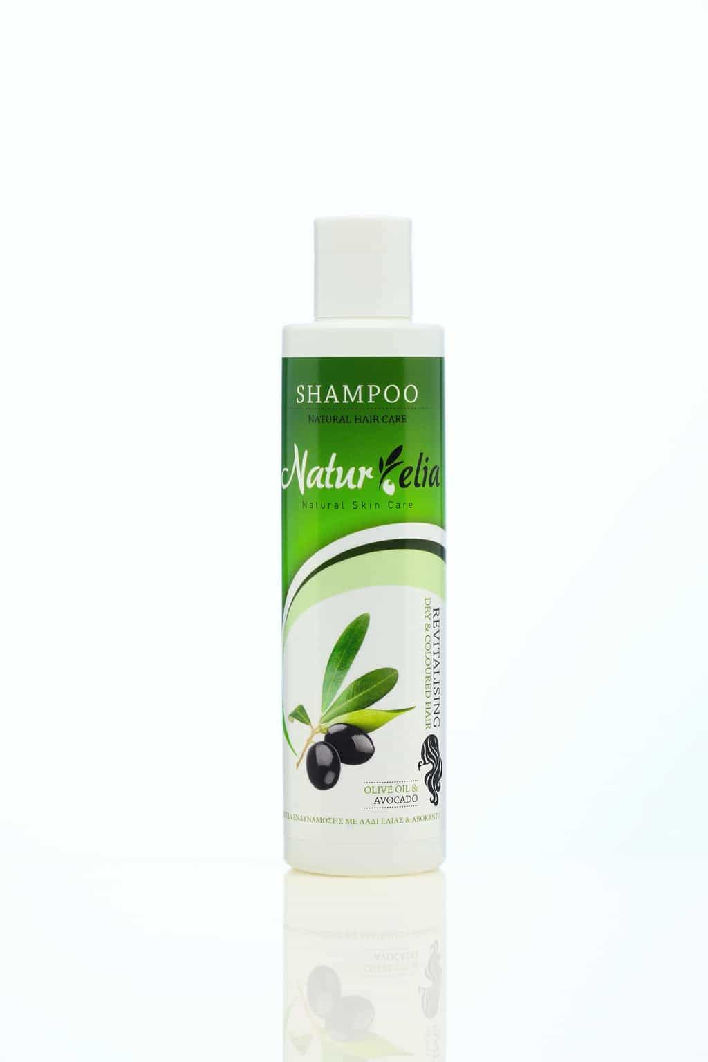Intensive hair shampoo for dry and coloured hair. - www.ilovecrete.eu