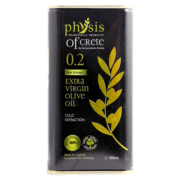 physis of crete olive oil 250ml
