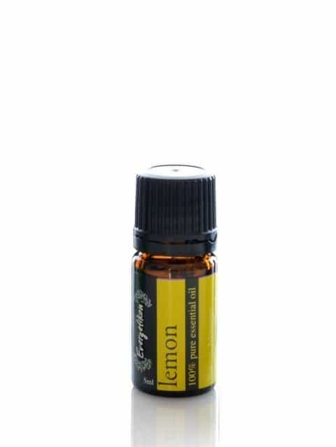 100% pure and natural Lemon essential oil for aromatherapy 5ml.