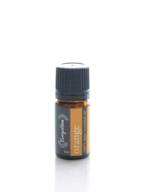 100% pure and natural Orange essential oil for aromatherapy 5ml.