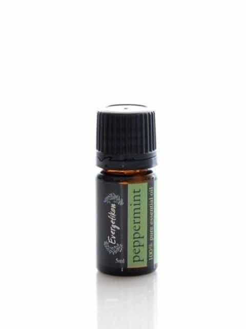 100% pure and natural Peppermint essential oil for aromatheraphy 5ml.
