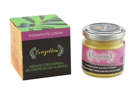 Natural Therapeutic calming and soothing Cream Daphne Evergetikon 50ml