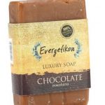 100% natural,high quality,Cretan extra virgin olive oil Chocolate soap 130gr