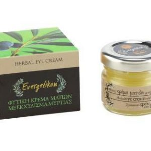 Anti-aging eye cream with olive oil Evergetikon 30ml