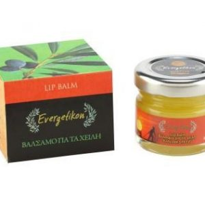 Lip Balm with olive oil and essential oils Evergetikon 50ml.