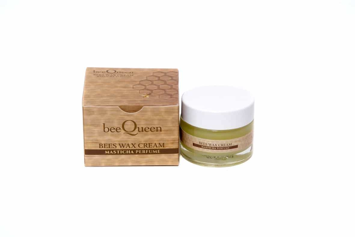 Organic Cosmetic beeswax skin care Ointment DLC Bee Queen Masticha Perfume
