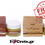 Beeswax face cream with worldwide free shipping