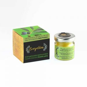 Traditional Beeswax Cream 40ml - evergetikon - ilovecrete.eu
