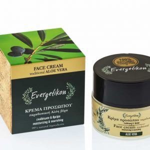 Moisturising and Nourishing Traditional Aloe Vera Face Cream.