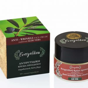 Anti-wrinkle face cream traditional Aloe Vera