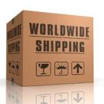 Newsletter, international shipping rates
