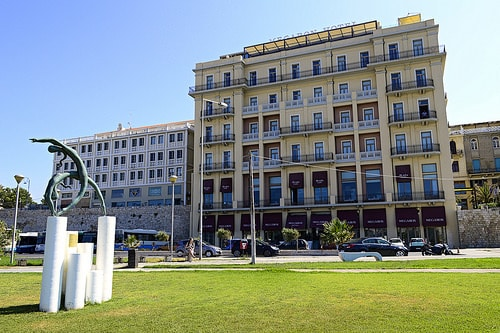 Heraklion Hotels Near Airport