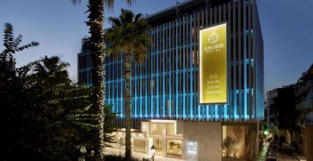 Olive Green Hotel, Heraklion - Crete - Greece
