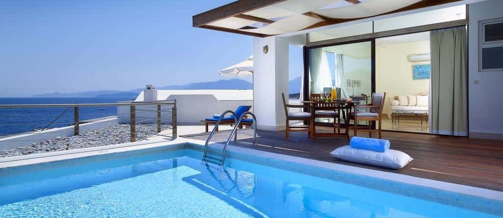 St. Nicolas Bay Resort Hotel and Villas, Agios Nikolaos - Crete - Greece