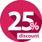become a member of ilovecrete.gr and get 25% discount