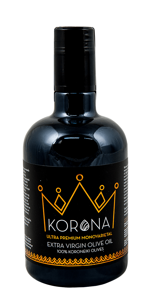 "Limited Edition, Extra Virgin Olive Oil ""Korona"" 500ml."
