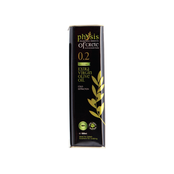 Physis of Crete olive oil 500ml