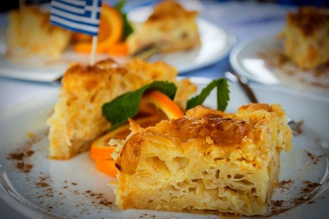 7 Scrumptious Greek Desserts By Catalina Panait