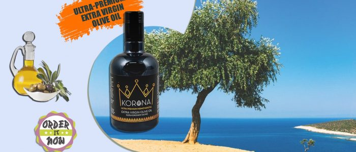 The most exclusive olive oils of Crete.