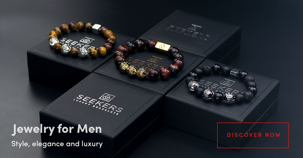Luxury bracelets for men